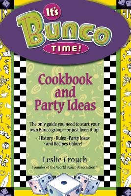 It's Bunco Time! Cover