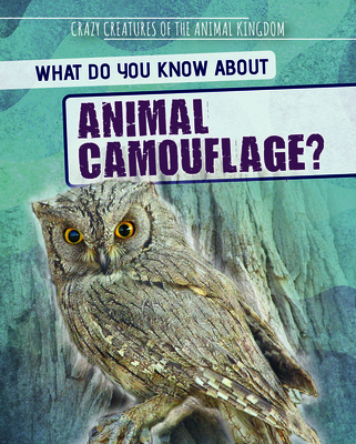 What Do You Know about Animal Camouflage? Cover Image