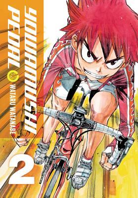Yowamushi Pedal, Vol. 2 Cover Image