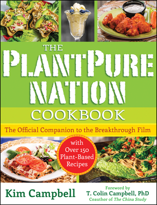 Cover for The Plantpure Nation Cookbook