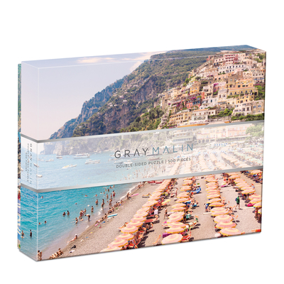 Gray Malin Italy 2-Sided 500 Piece Puzzle Cover Image