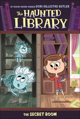 Secret Room (Haunted Library #5) Cover Image