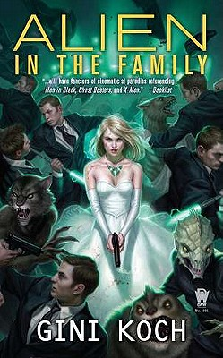 Alien in the Family Cover Image