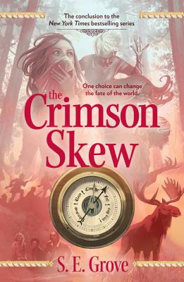 The Crimson Skew (The Mapmakers Trilogy #3) Cover Image