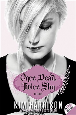 Once Dead, Twice Shy Cover