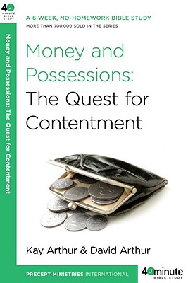 Money and Possessions: The Quest for Contentment Cover Image