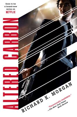 Altered Carbon cover image