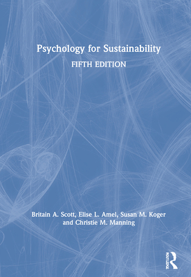Psychology for Sustainability Cover Image
