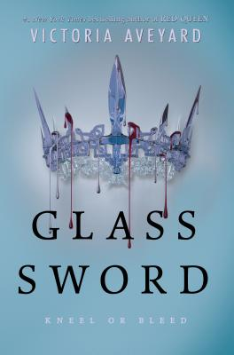 Glass Sword (Red Queen #2) Cover Image