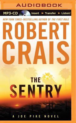 The Sentry (Joe Pike Novels (Audio)) Cover Image