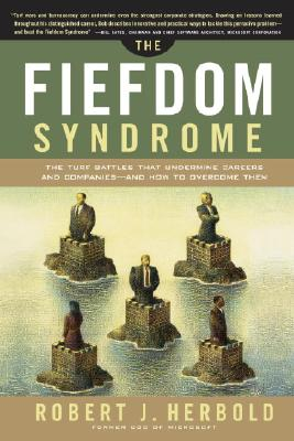 The Fiefdom Syndrome Cover