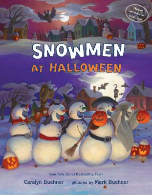 Snowmen at Halloween Cover Image