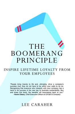 The Boomerang Principle Cover
