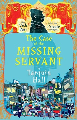 The Case of the Missing Servant Cover