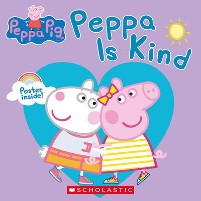 Peppa Pig: Peppa Is Kind Cover Image