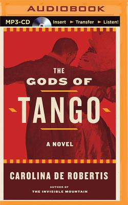 The Gods of Tango Cover Image