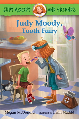 Judy Moody and Friends: Judy Moody, Tooth Fairy Cover Image