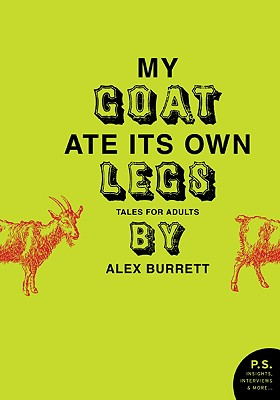 My Goat Ate Its Own Legs Cover
