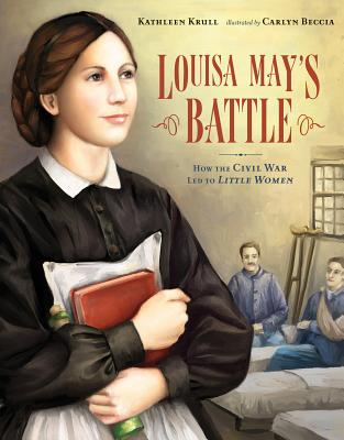 Louisa May's Battle Cover