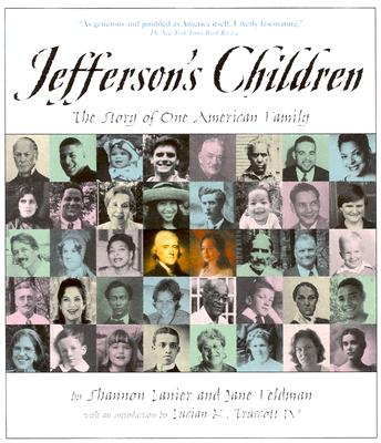 Jefferson's Children: The Story of One American Family Cover Image