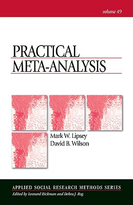 Practical Meta-Analysis (Applied Social Research #49) Cover Image