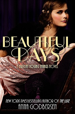 Cover for Beautiful Days (Bright Young Things #2)
