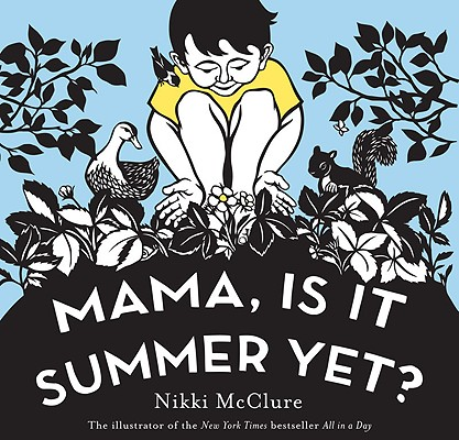 Mama, Is It Summer Yet? Cover