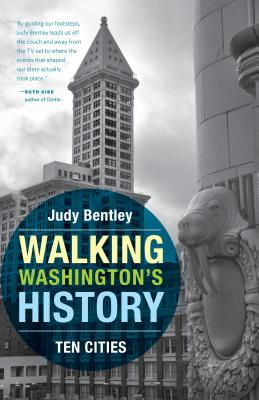 Walking Washington's History Cover