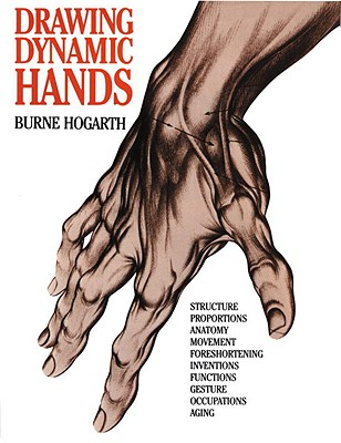 Drawing Dynamic Hands Cover