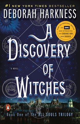 A Discovery of Witches (All Souls Trilogy #1) Cover Image