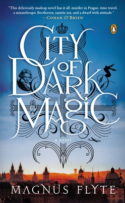 City of Dark Magic Cover Image