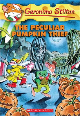 The Peculiar Pumpkin Thief (Geronimo Stilton #42) Cover Image