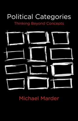 Political Categories: Thinking Beyond Concepts Cover Image