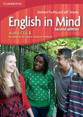 English in Mind Level 1 Audio CDs (3) Cover Image