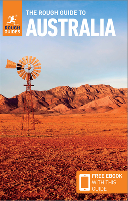 The Rough Guide to Australia (Travel Guide with Free Ebook) (Rough Guides) Cover Image