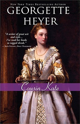 Cousin Kate (Regency Romances #26) Cover Image