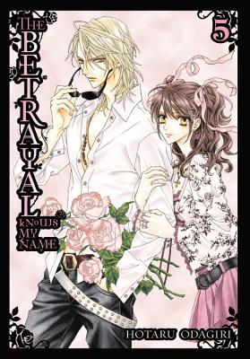 The Betrayal Knows My Name, Volume 5 Cover
