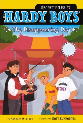 The Disappearing Dog Cover Image