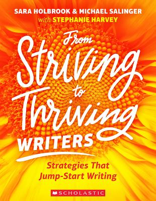 Cover for From Striving to Thriving Writers