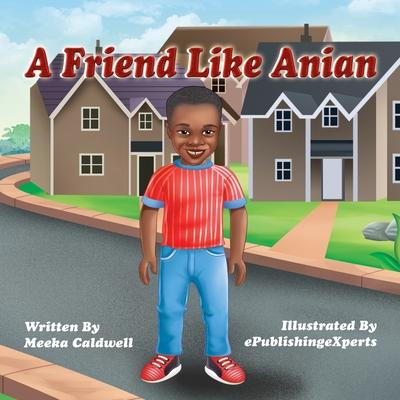 A Friend Like Anian Cover Image