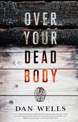 Cover for Over Your Dead Body (John Cleaver #5)
