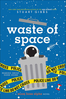 Waste of Space (Moon Base Alpha) Cover Image