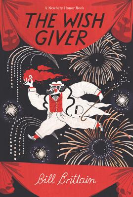 The Wish Giver Cover