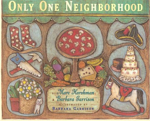 Only One Neighborhood Cover