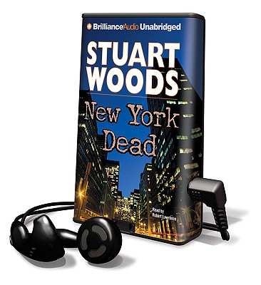 New York Dead [With Earbuds] Cover Image