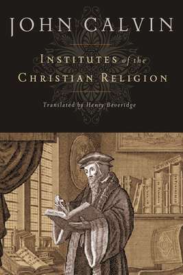 Institutes of the Christian Religion Cover Image