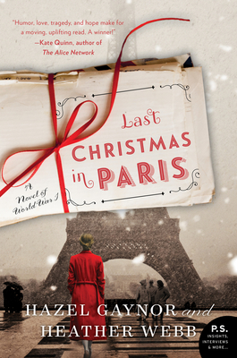 The Last Christmas in Paris Book Cover