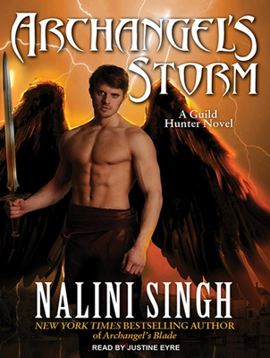 Archangel's Storm (Guild Hunter Novels #5) Cover Image