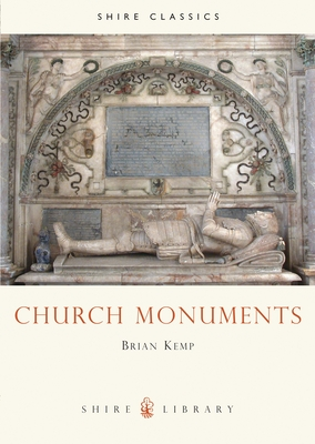 Church Monuments Cover