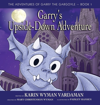 Garry's Upside-Down Adventure Cover Image
